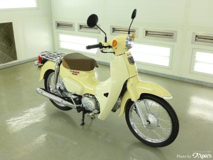 ホンダ スーパーカブC110