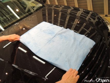 洗車のテクニック