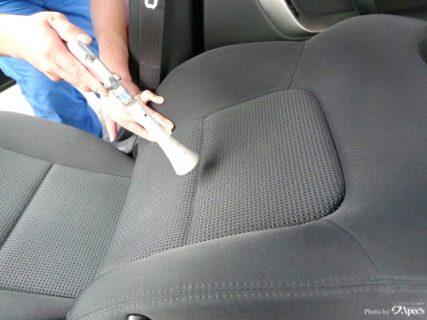 快適な車内空間作りに必要な工程