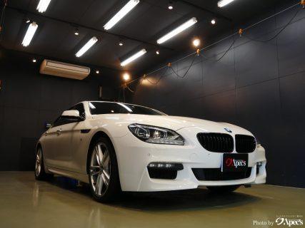 BMW 6グランクーペ