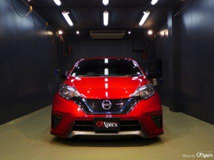 ノート NISMO「目指したのは新車を超える美しさ。」