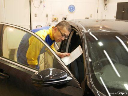 洗車前に汚れのポイントをしっかり確認