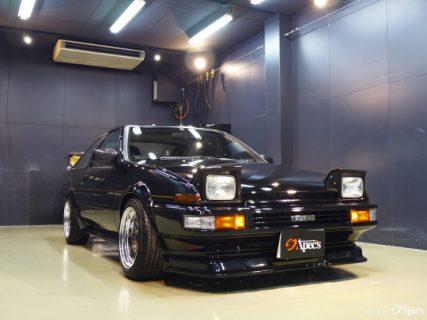 トレノAE86 「日本が誇る名車を煌びやかに輝かせる」