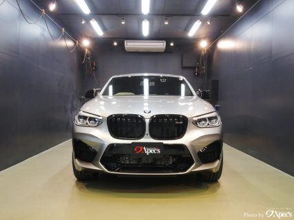 BMW X4Mコンペティション