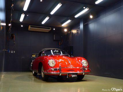 ポルシェ 356スピードスター