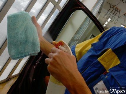 洗車の方法は??