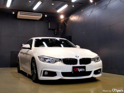 BMW 4グランクーペ