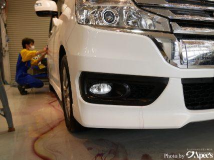 お車の鉄粉、除去されていますか?